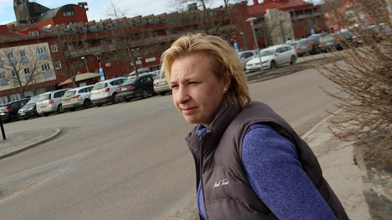 Annika Wickström orkade till slut inte möta missnöjet från kunderna och hoppade av taxiyrket.