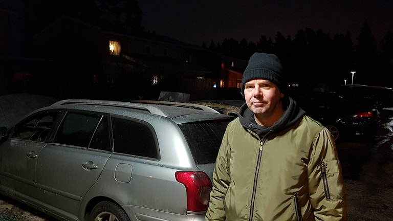 Mikael Sundvall bilbrand sätra gävle