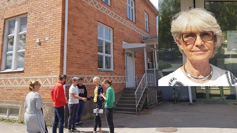 Sandvikens kommuns skolchef Inger Norman har nu lämnat beskedet att högstadieverksamheten i Österfärnebo upphör.